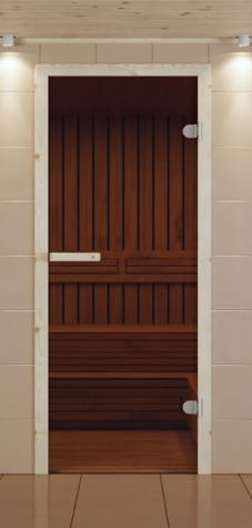 Недорогие двери для бани