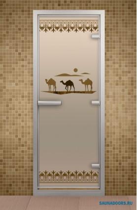 """Дверь для турецкой бани серия """"Шелковый путь"""""""